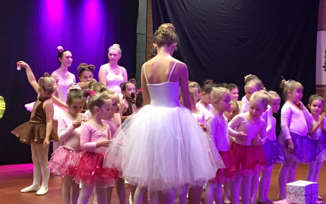 Ballett-Uraufführung – Der Nussknacker aus Zooenzuckerland