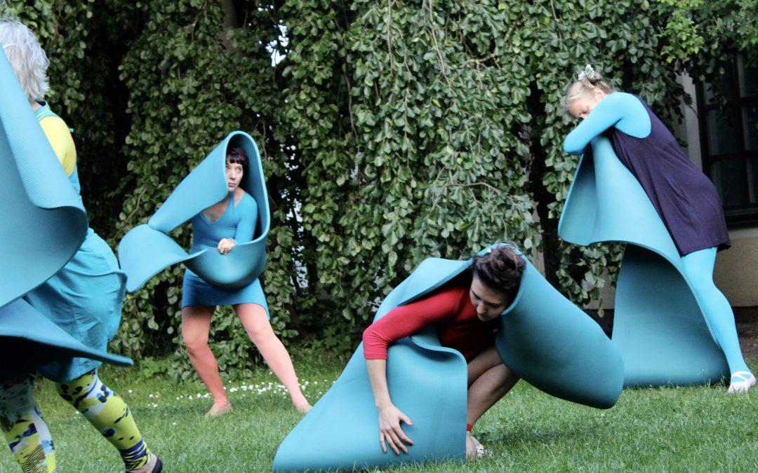 Global Water Dances Munich 2021 – Tanz trifft Literatur