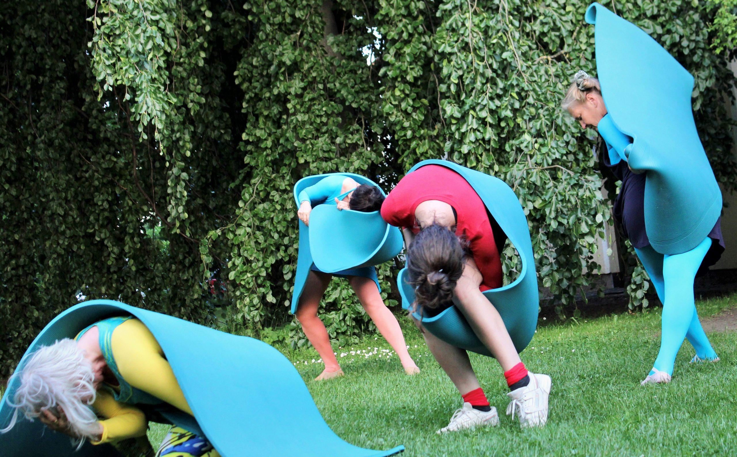 Global Water Dance Munich 2021, Tina Lizius